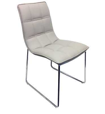 Casabianca Furniture Leandro Dining Chair: Gray - eBay