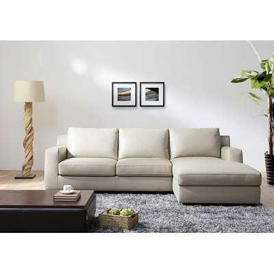 Arguello Sleeper Sectional (right) - AllModern