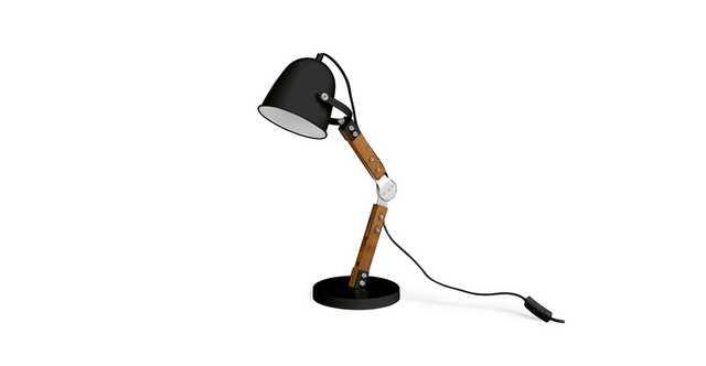 Pivot Black Table Lamp - Article