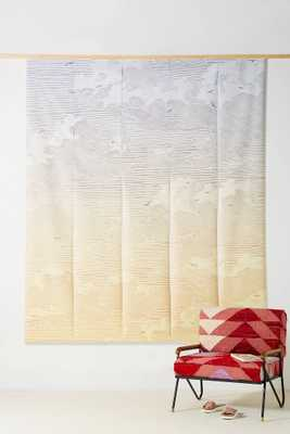 Cloud Formation Mural - Anthropologie