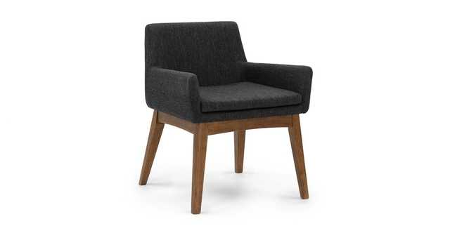 Chanel Licorice Dining Armchair (sold as pair) - Article