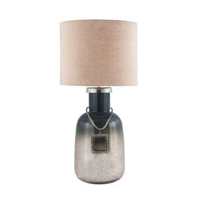 Titan Lighting 23 in. Iceland and Mercury Table Lamp - Home Depot