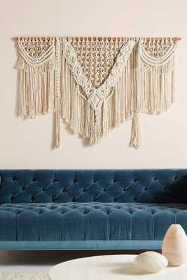 Handwoven Lenny Wall Hanging - Anthropologie