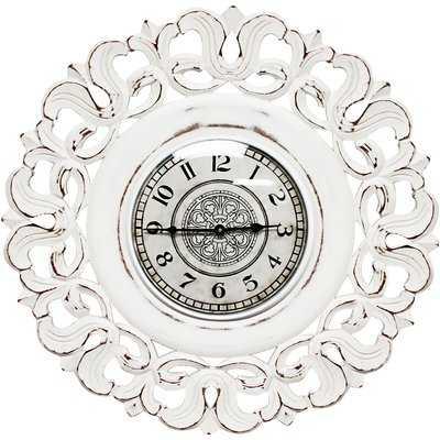 Spada Oversized Wall Clock - Wayfair