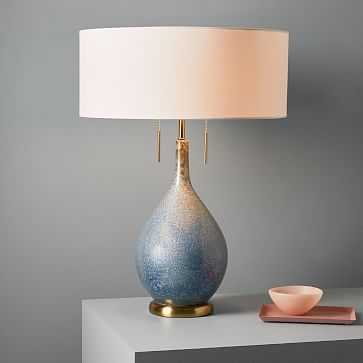 Droplet Table Lamp - West Elm
