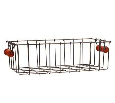 Taylor Wire Basket - Pottery Barn