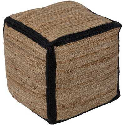 Java 16 x 16 x 16 Pouf - Neva Home