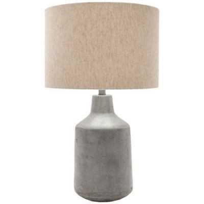 251 First Quinn Gray Table Lamp - 231999-1975941-251 - eBay