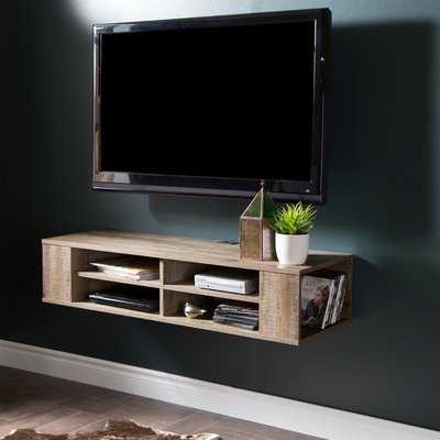 City Life FloatingTV Stand for TVs up to 55 inches - AllModern