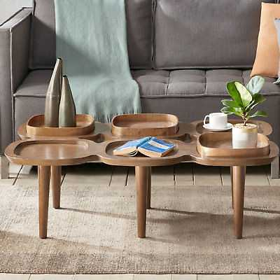 Bungalow Rose Paolucci Coffee Table - eBay
