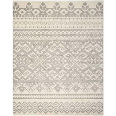 Safavieh Adirondack Ivory/ Silver Rug - AllModern