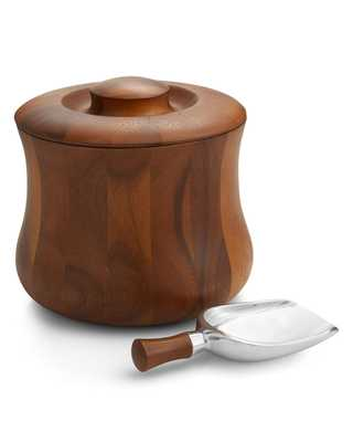 Nara Ice Bucket with Scoop - Horchow
