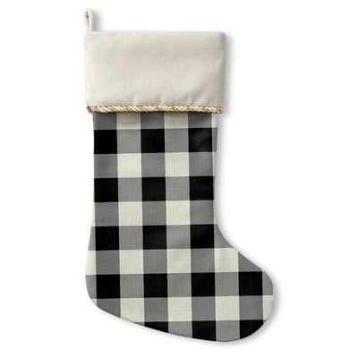 Plaid Stocking - AllModern