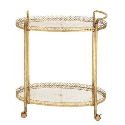 Timberlake Bar Cart - Birch Lane