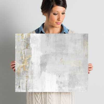 Abstract Elegance Painting Print on Wrapped Canvas - Wayfair