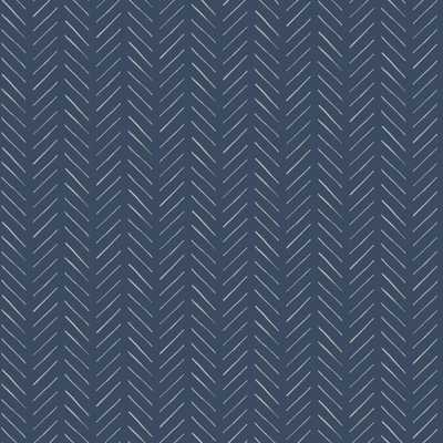Magnolia Home by Joanna Gaines Pick-Up Sticks Wallpaper, Blue - Home Depot