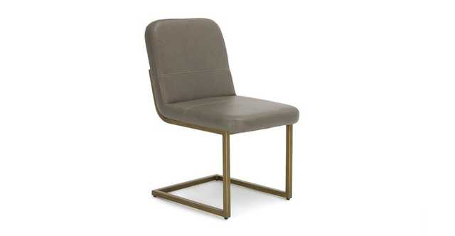 Alchemy Elephas Gray Dining Chair - Article