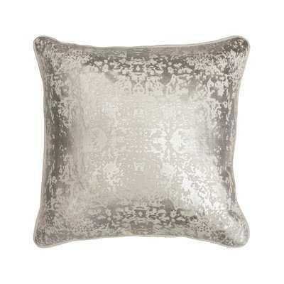 Craigsville Metallic Throw Pillow - Wayfair