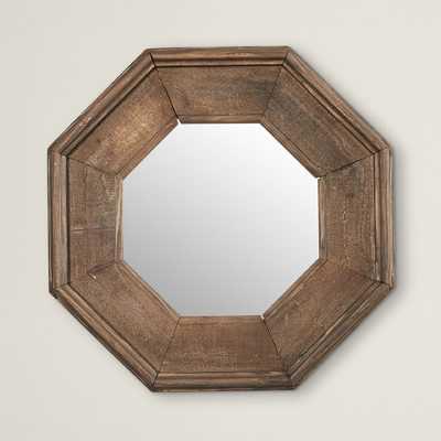 Octagon Mirror - Birch Lane