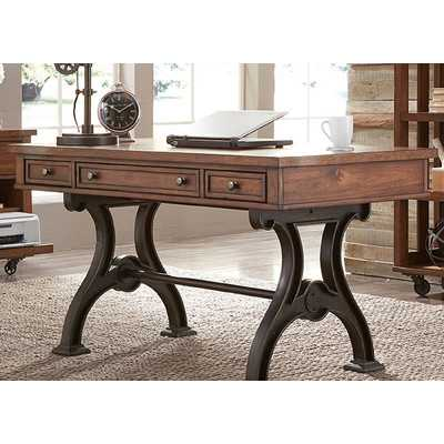 Hartford 3 Drawer Desk - Birch Lane