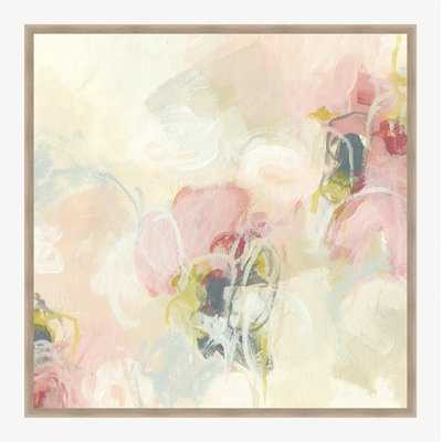 In Bloom & Landscape 'Cherry Blossom II' Framed Painting Print - Wayfair