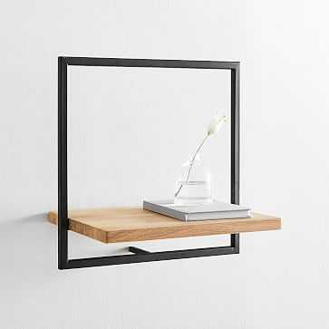 Shelfmate Square Wall Shelf - West Elm