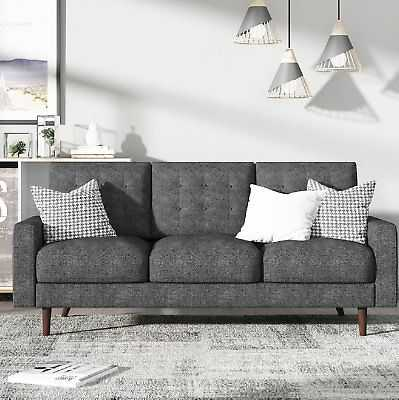George Oliver Cordell Sofa: Gray - eBay