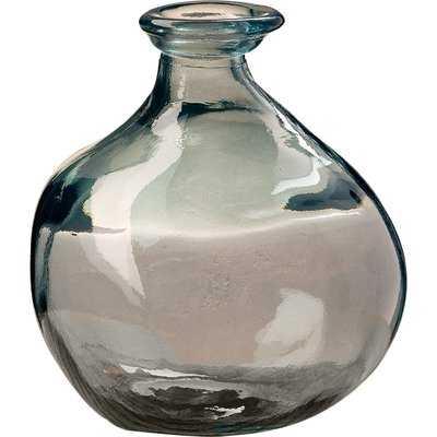 Heier Modern Bubble Recycled Glass Balloon Vase - Wayfair
