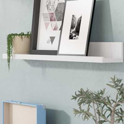 Picture Ledge Floating Shelf - Wayfair