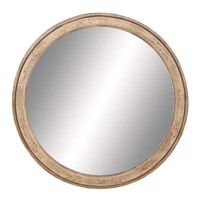 Wood Frame Wall Mirror - Wayfair