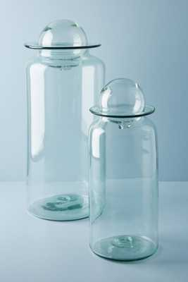 Piper Glass Canister - Anthropologie