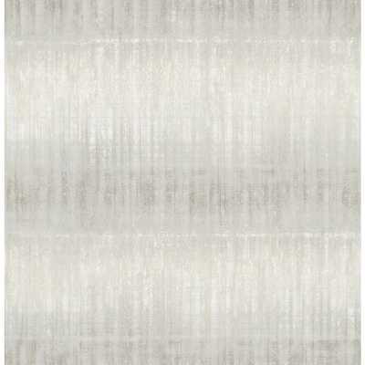 Sanctuary Light Grey Texture Stripe Wallpaper - Home Depot