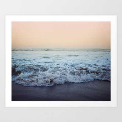 Crash into Me Art Print - X-Large by Floresimagespdx - Society6