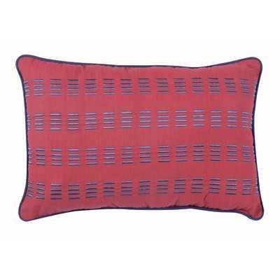 Preppy Plaid Lumbar Pillow - Wayfair