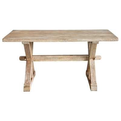 André Wood Dining Table - Birch Lane