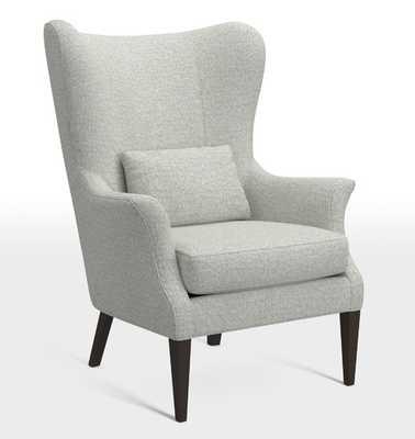 Clinton Modern Wingback Chair - Rejuvenation