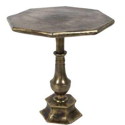 Humboldt Antique End Table - Wayfair
