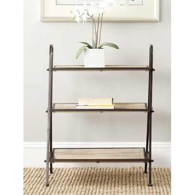 Rolfe Low Etagere Bookcase - Wayfair