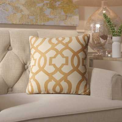 Arick Throw Pillow - AllModern