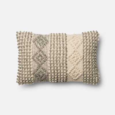 PILLOWS - GREY / IVORY - Loma Threads