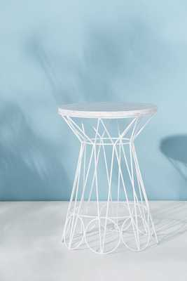Ancer Indoor/Outdoor Side Table - Anthropologie