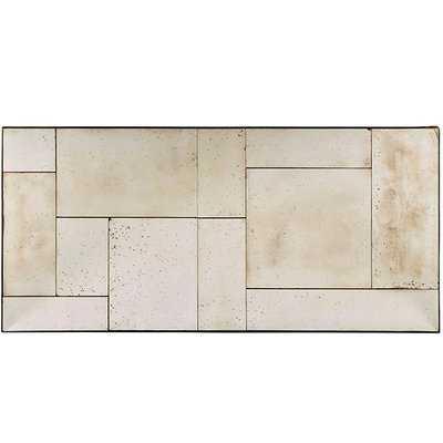 Patchwork Wall Mirror - Wayfair