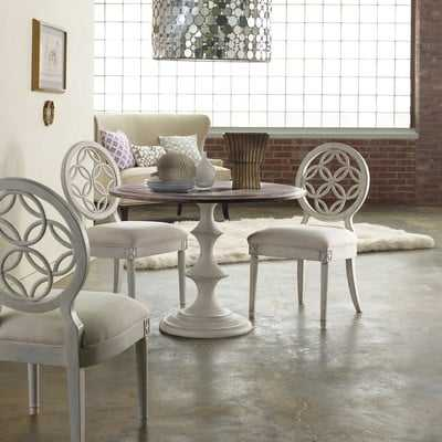 Melange Brynlee Dining Table - Wayfair