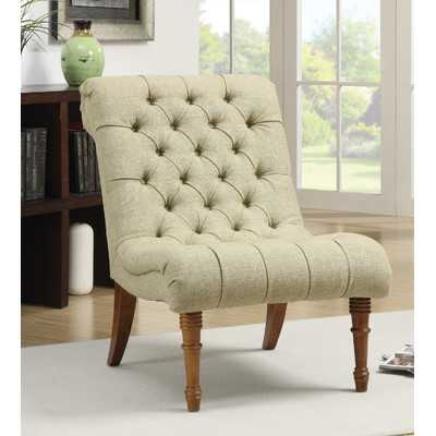 Barnkine Tufted Side Chair - Wayfair