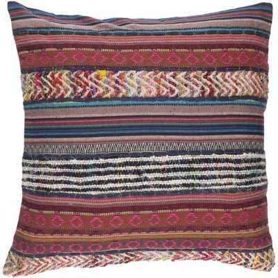 Cammi Cotton Throw Pillow - AllModern
