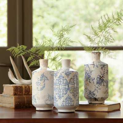 Clarkedale Terracotta Table Vase - Birch Lane