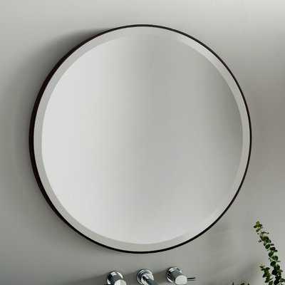Colton Modern & Contemporary Round Accent Mirror - AllModern