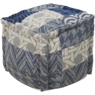 Anthea Multi-Trend Pouf - Wayfair