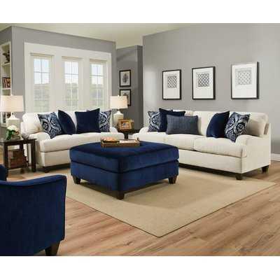 Simmons Upholstery Geaux Sterling Sleeper Sofa - Wayfair