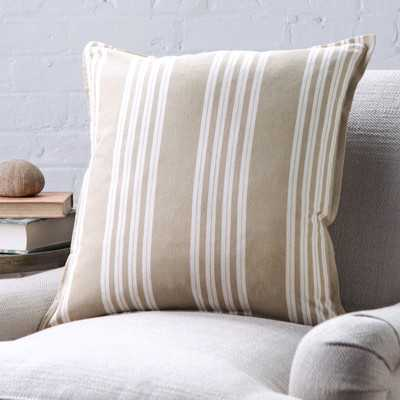 Lauren Cotton Throw Pillow Cover - Birch Lane